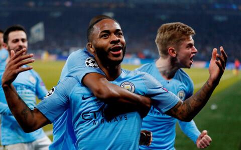 Raheem Sterling tõi Manchester Cityle raske võidu