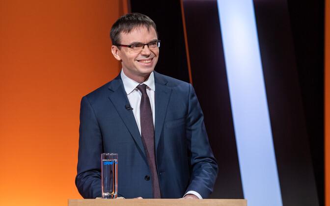 Sven Mikser.