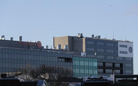 Главный офис Swedbank в Таллинне.