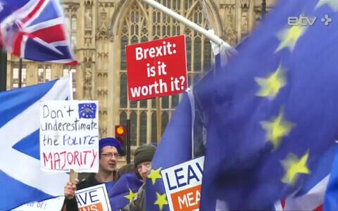 Выход Британии из ЕС был запланирован на 29 марта 2019 года.