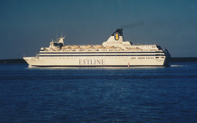 MS Estonia sank in the early hours of 28 September 1994.