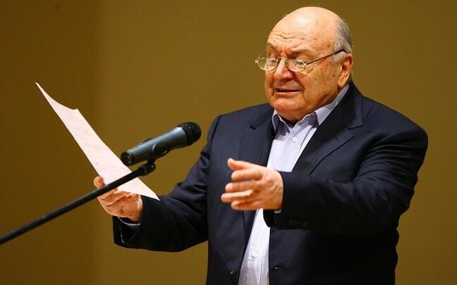Михаил Жванецкий выступит в Тарту 8 мая.