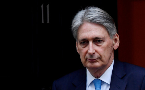 Philip Hammond.