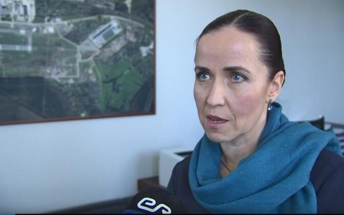 Tallink board member Piret Mürk-Dubout.