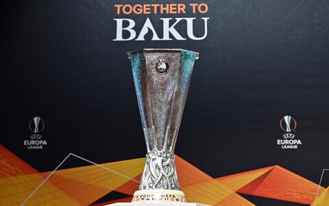 Трофей Лиги Европы.