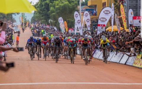 Rwanda velotuuri eelmise aasta finiš