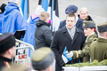 Independence Day parade at Tallinn's Freedom Square in honour of the 101th anniversary of the Republic of Estonia. 24 February 2019.