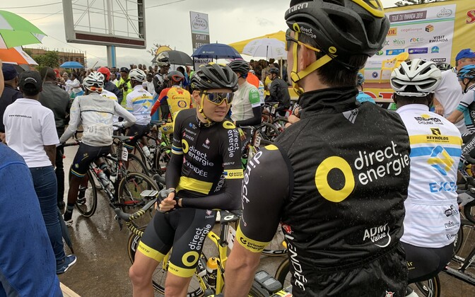 Rwanda velotuuri I etapp