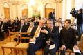 Церемония вручения государственных премий в области культуры, науки и спорта.