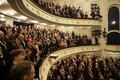 Президентский прием в театре