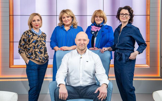 Пудра-шоу: коуч по трудоустройству Вадим Вейцманн
