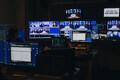 Праздничная студия на ETV+.