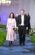Prantsuse Vabariigi suursaadik Claudia Delmas-Scherer abikaasaga