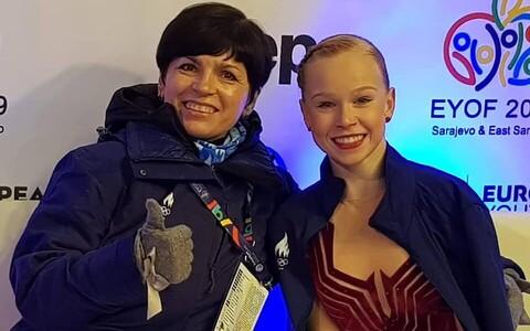 Anna Levandi ja Eva-Lotta Kiibus
