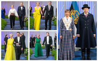 c4c62d017ec Moekunstniku hinnang kleitidele: palju ühetaolist üksikute värvilaikudega