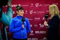 Võimlemisturniiri Miss Valentine pressikonverents