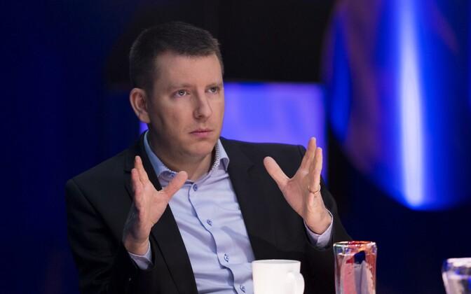 Йонатан Всевиов руководит посольством ЭР в США.