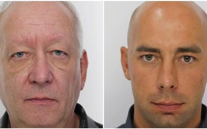 Keskkriminaalpolitsei otsib nende meeste võimalikke ohvreid