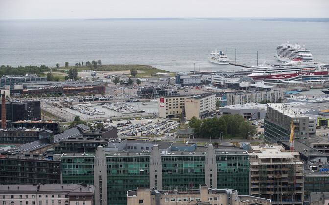 Столица Эстонии - город Таллинн.