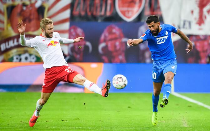 Hetk mängust RB Leipzigi ja Hoffenheimi vahel