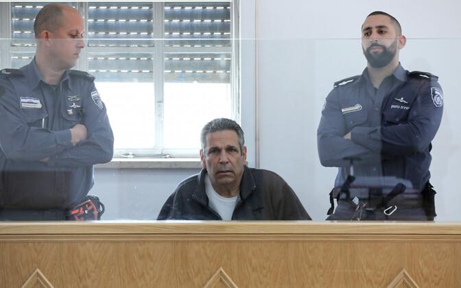 Iisraeli eksminister Gonen Segev 26. veebruaril kohtupingis.