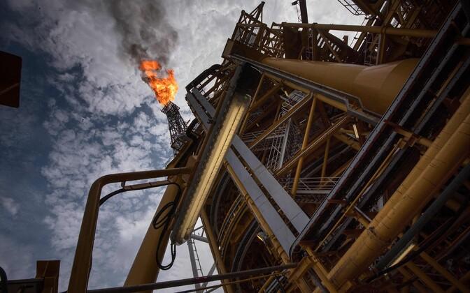 Naftaplatvorm.