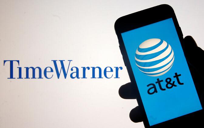 AT&T ja Time Warner.
