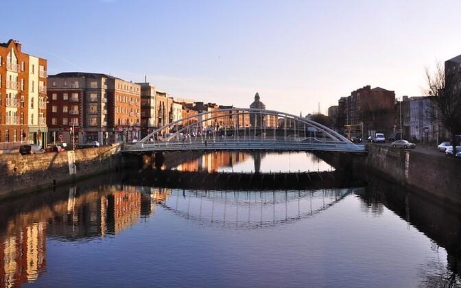 Дублин. Иллюстративная фотография
