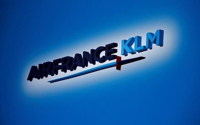Air France - KLM logo.