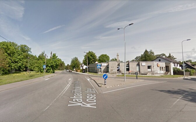 Ремонт улицы Вабаыхукооли в Пирита продлится до июля.
