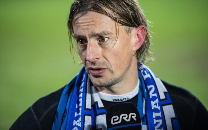 Сергей Парейко и Константин Васильев много лет вместе играли за сборную Эстонии.