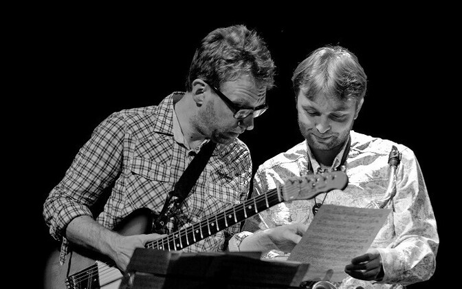 Jaak Sooäär ja Alexey Kruglov.