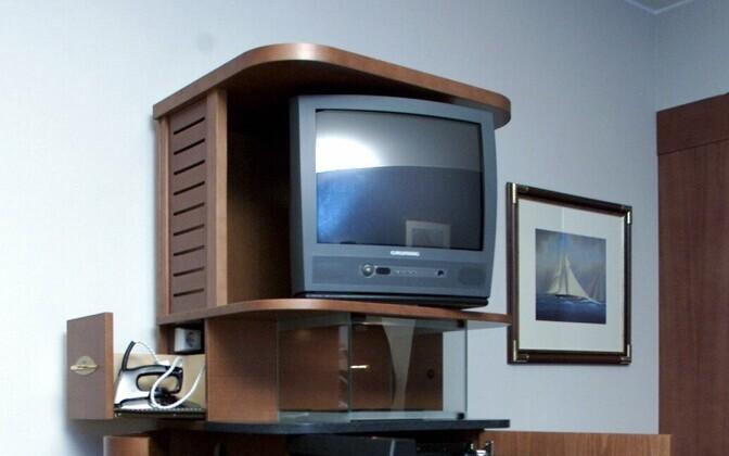 Televiisor.