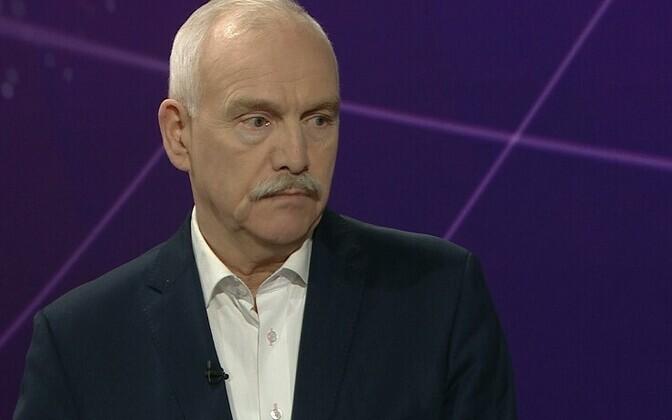 Член правления Эстонского антидопингового агенства Хенн Валлимяэ