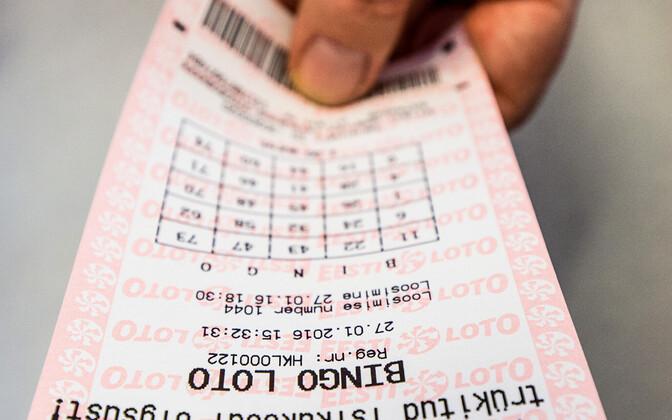 Bingo loto.