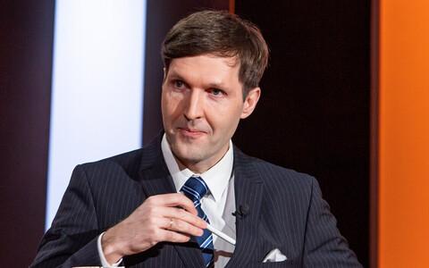 Мартин Хельме уверяет, что EKRE не хочет вечно сидеть в оппозиции.