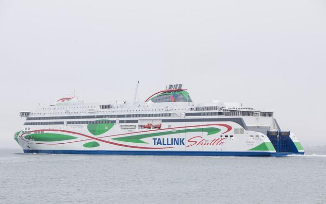 Судно Tallink – Megastar.