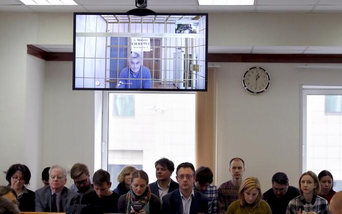 Michael Calvey kohtuistung 28. veebruaril.