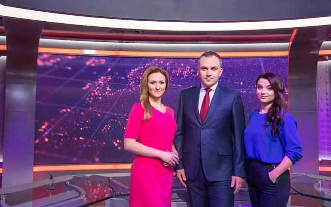 Первый выпуск утренних теленовостей ETV+ теперь будет выходить в 07:15.