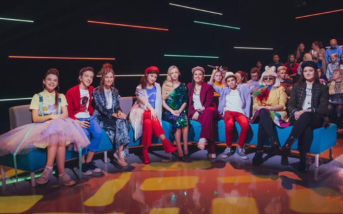 Участники второго сезона шоу