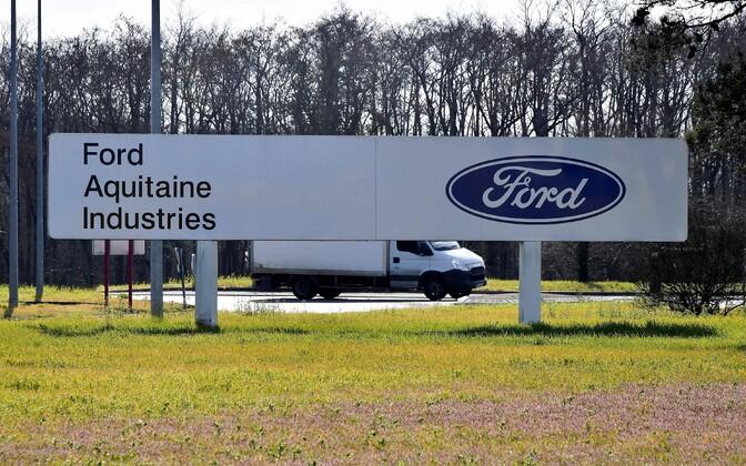 Ford Prantsusmaal.