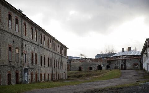 Батарейная тюрьма.