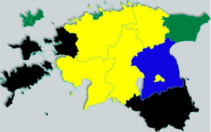 На портале RUS.ERR можно будет следить за подсчетом голосов в реальном времени как по стране, так и по отдельным округам.
