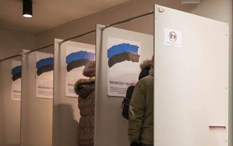Riigikogu valimised.