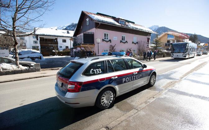 Austria politsei Seefeldis