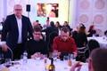Refomierakonna valimispidu teater NO99 endises majas, Urmas Paet ja Jürgen Ligi