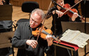 Tallinnas andis kontserdi Berliini Filharmoonikute kontsertmeister Kolja Blacher.