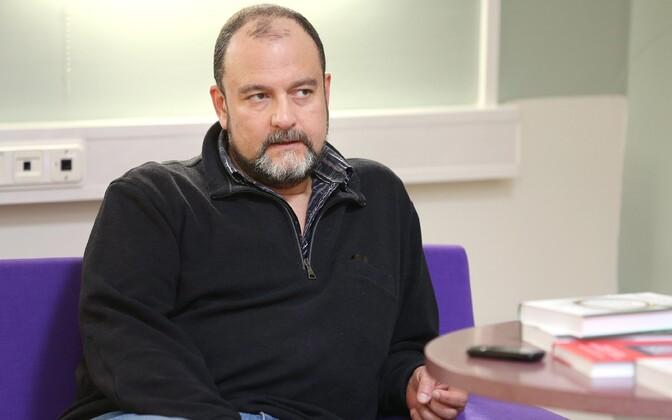 Михаил Стальнухин львиную долю своих голосов получил в Нарве.