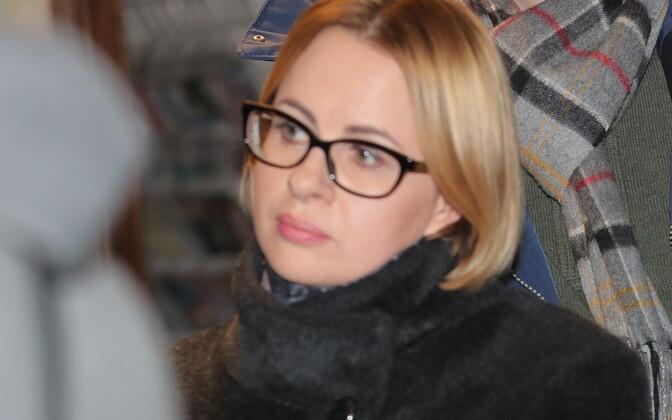 Мария Юферева-Скуратовски готова остаться на посту старейшины.