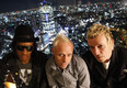 The Prodigy liikmed Maxim, Flint ja Howlett Tokyos